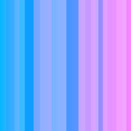 Striped pattern with bright colors. Blue stripes. 向量圖像
