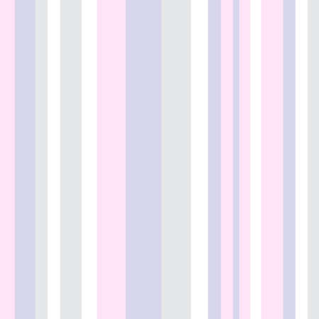 Striped pattern with stylish violet, pink and gray colors. Abstract vector wallpaper with strips. Seamless colorful pastel background. 向量圖像