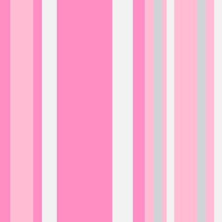 Striped pattern with stylish colors. Pink and gray stripes. Background for design in a vertical strip