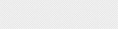 Seamless dot background. Abstract polka pattern. Black and white illustration