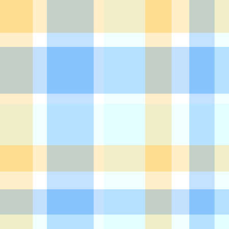 Seamless multicolored pattern. Checkered texture. Abstract geometric texture for shirts