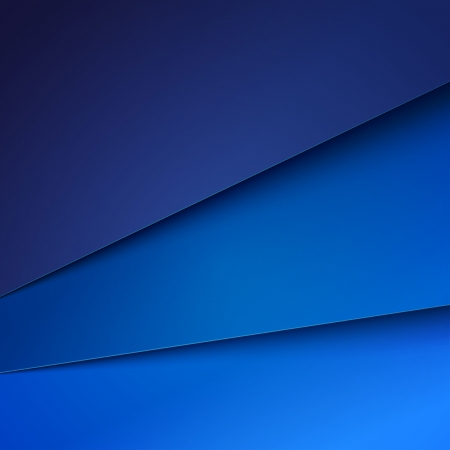 blue backgrounds: Abstract background with blue paper layers. RGB EPS 10 vector