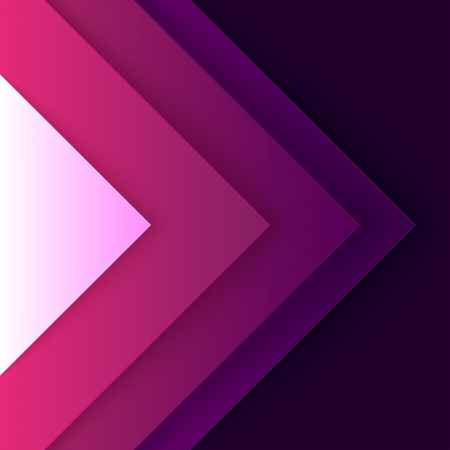 stationery background: Abstract purple and violet triangle shapes. RGB EPS 10 vector