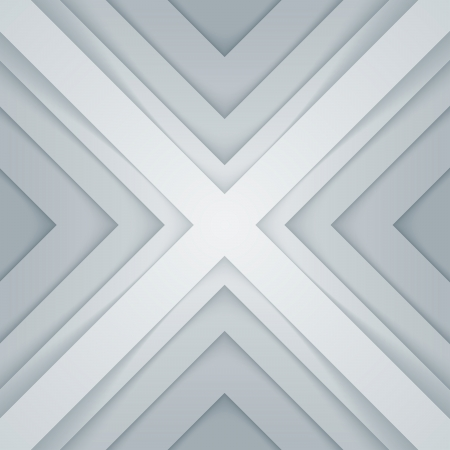 Abstract gray and white triangle shapes. RGB EPS 10 vector Vector