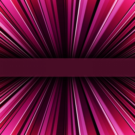 Abstract purple stripes background.  Vector