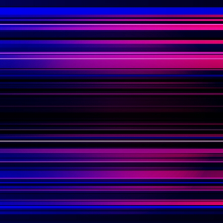 Abstract striped blue and purple background. RGB EPS 10 vector Vector