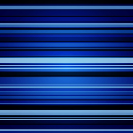 Abstract retro striped blue color background. RGB EPS 10 vector Banco de Imagens - 24985095