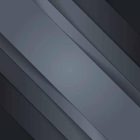 Abstract background with black paper layers. RGB EPS 10 vector