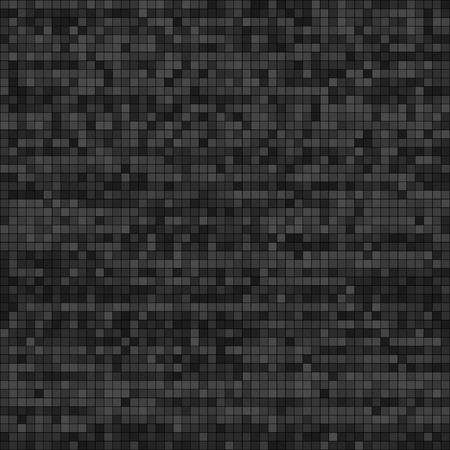 デジタル虹ピクセルのシームレスなパターン背景を抽象化します。RGB EPS 10 ベクトル図