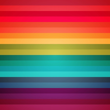 Rainbow colorful stripes abstract background.