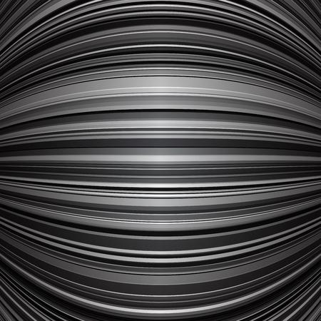 warped: Abstract grey warped stripes background.   Illustration