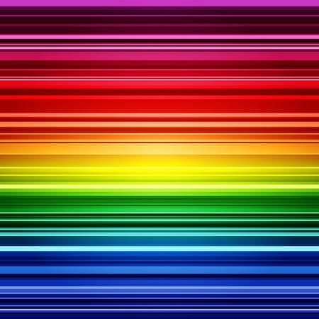抽象的な虹は、カラフルな背景をストライプ化されます。  イラスト・ベクター素材