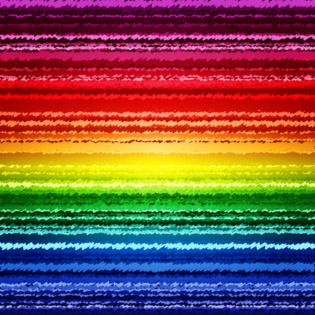 rainbow background: Abstract sketch rainbow stripes colorful background.