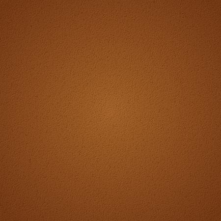 Bruin lederen textuur patroon. RGB EPS 10 vector illustratie Vector Illustratie