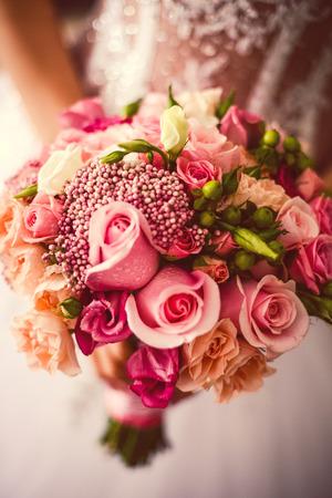 wedding flowers: wedding flowers Stock Photo