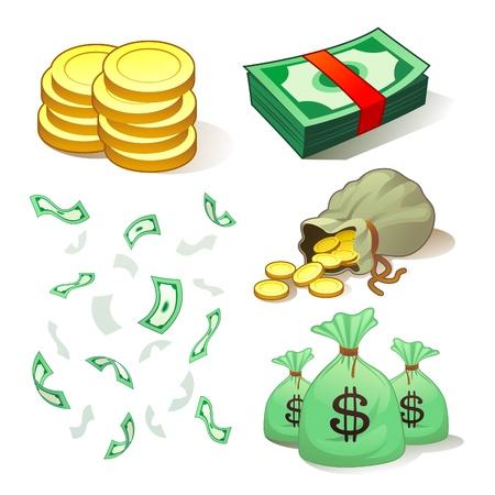 お金とコイン