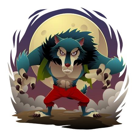 loup garou: Loup-garou