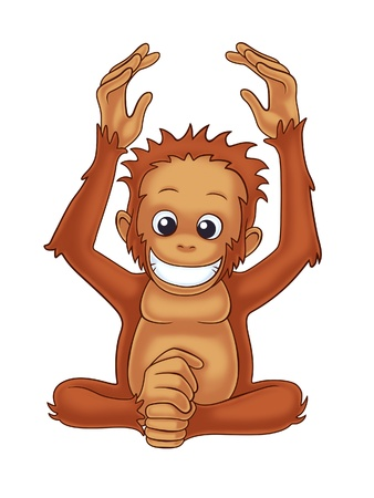 orangutan Stock Photo - 10416697