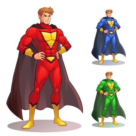 偉大なスーパー ヒーロー