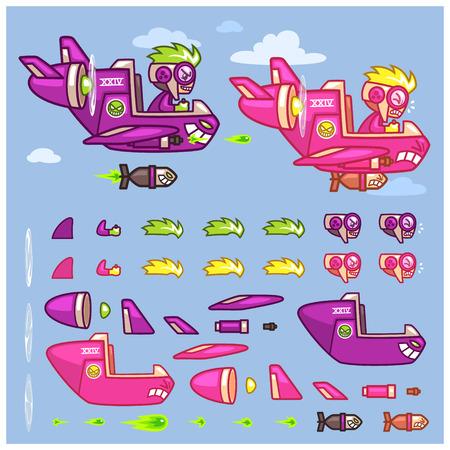 Phantom XXIV Plane Game