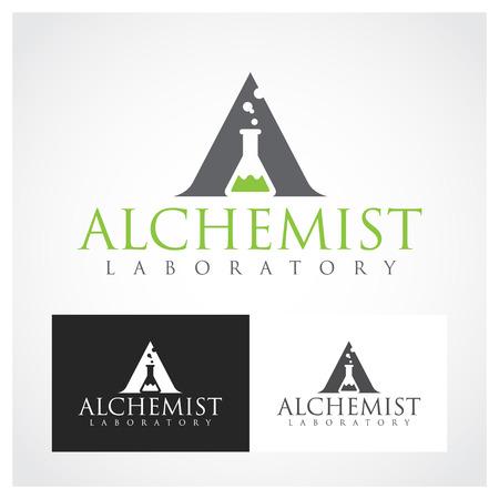 alchemist: Alchemist Symbol. Suitable for professional design use.