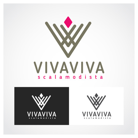 vivacity: Apparel Symbol. Suitable for professional design use. Illustration
