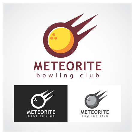 sports event: Meteorite Symbol. Suitable for professional design use.
