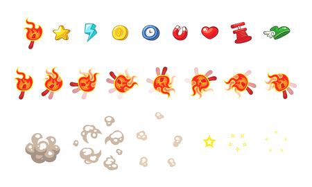 miscellaneous: Miscellaneous Items Game Sprites. Suitable for side scrolling, action, and adventure game.