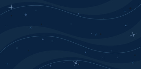 Space Game Background. Suitable for side scrolling, shooting, action, and adventure game.