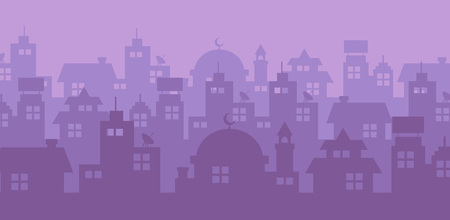 City Game Background. Suitable for side scrolling, shooting, action, and adventure game.
