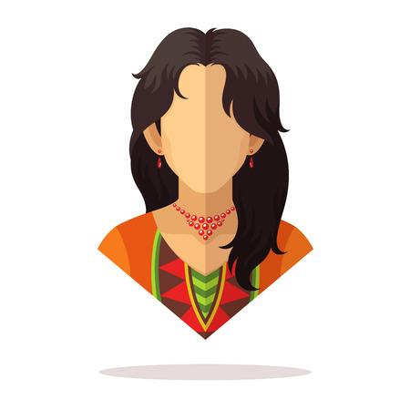 Mexican women avatar