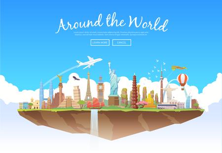Travel to World. Фото со стока - 55671786
