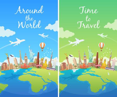 Travel to World.