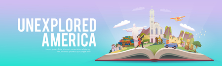 南アメリカを旅する。