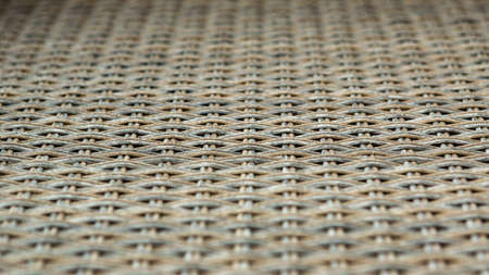 rattan weave for closeup textured background