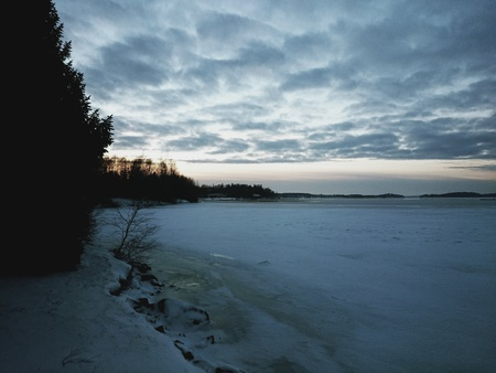 lakeview: Lakeview winter