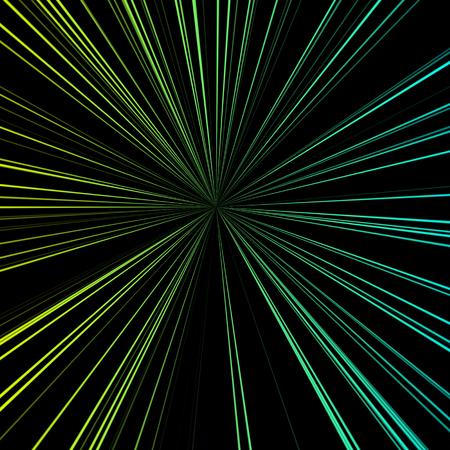 hyperspace: HyperSpace Effect