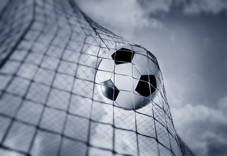 goal post: soccer ball