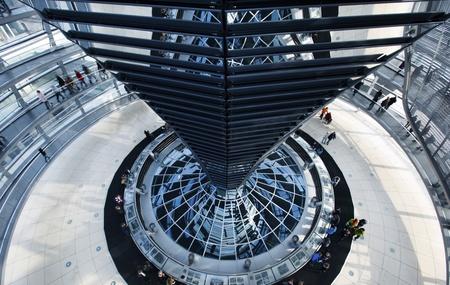 european parliament:  the Reichstag in Berlin Editorial