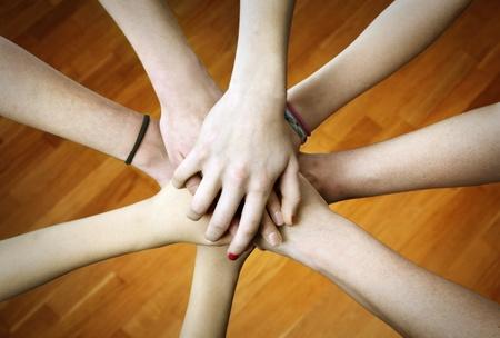 linked: united hands