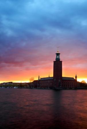 cityhall: City Hall Stockholm