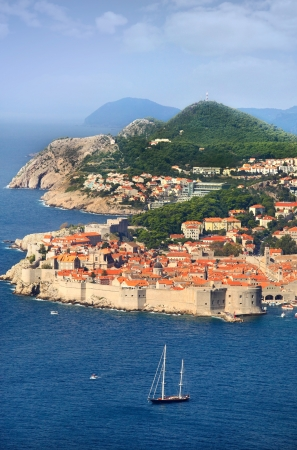 Dubrovnik Fortress Stock Photo - 17154361