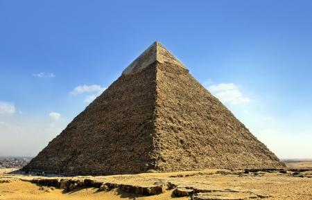 giza:  giza pyramids, cairo, egypt