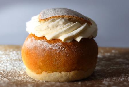 baker's:  A swedish semla