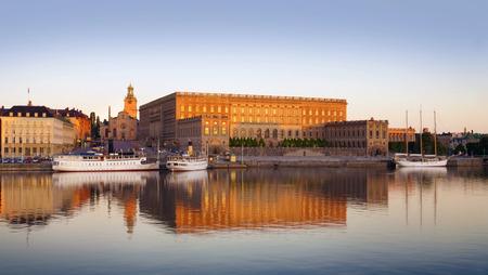 Stockholm city Éditoriale