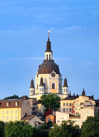 The Katarina Church in Stockholm