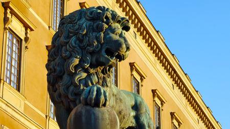 Sweden, Stockholm, old town (Gamala Stan)