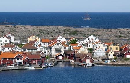 Cottage in Sweden, Scandinavia