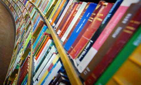 Bibliothèque Banque d'images - 70898256