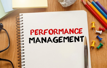 Notebook with Toolls and Notes about Performance Management